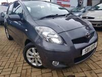 Toyota Yaris 1.33 MMT 2011 T Spirit, AUTOMATIC,(Multimode) 5door