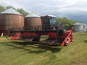 MF220 26ft Swather for Sale Strathcona County Edmonton Area image 4