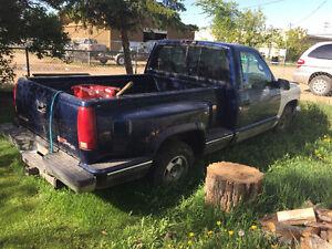 1996 GMC Sierra 1500 Sl Pickup Truck
