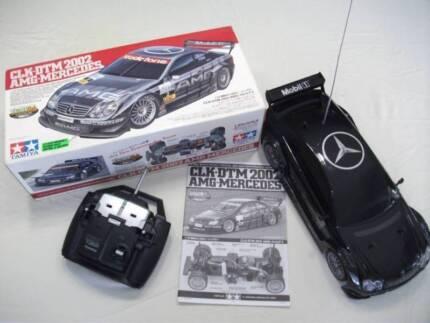 RADIO CONTROLED 1:10 SCALE RC MODELS TRUCK, AMG-MERCEDES, F1 CAR