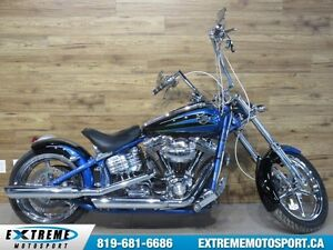 2008 Harley-Davidson Softail Rocker C FXCWC 87.76$/Sem