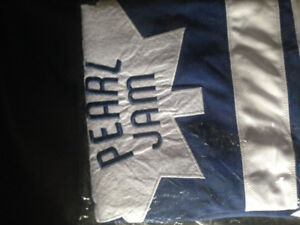 Pearl Jam Toronto Maple Leaf Jersey for sale