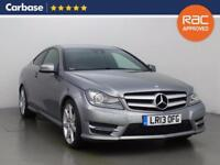 2013 MERCEDES BENZ C CLASS C220 CDI BlueEFFICIENCY AMG Sport 2dr
