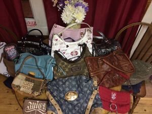 Selling my purse collection