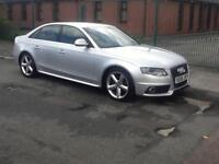 Audi A4 1.8T FSI Multitronic S Line FINANCE AVAILABLE WITH NO DEPOSIT NEEDED