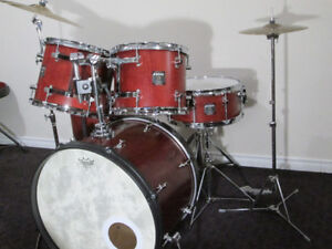 Sonor Made in Germany, Birch Drum Kit. like new condition.