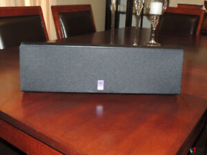 Maximize your TV experience with Cerwin Vega Centre speaker