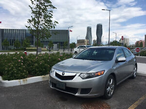 2010 ACURA TSX 6SPD MANUAL - MINT