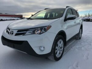 2014 Toyota RAV4 LIMITED- RELIABLE,EFFICIENT, GREAT FIRST CAR!!