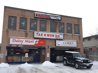 Great location for lease! 134 Commissioners Rd W
