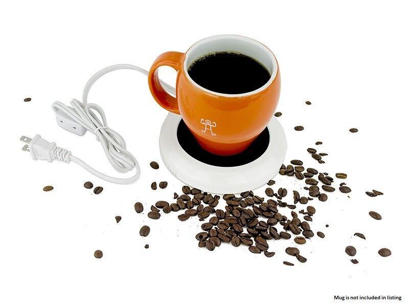 Desktop Coffee Tea Mug Warmer Candle And Wax