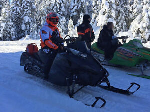 Arctic Cat XF 8000 High Country 2016