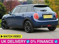 2017 17 MINI HATCH COOPER 1.5 COOPER D AUTO 5DR GLOSS BLACK WHEELS ROOF DIESEL
