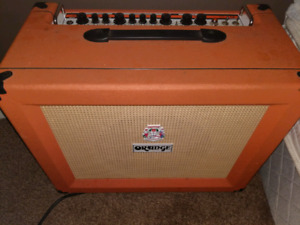 Orange cr60 guitar amplifier