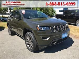 2017 Jeep Grand Cherokee Limited  - Leather Seats -  Bluetooth -