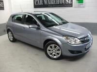 2008 Vauxhall ASTRA DESIGN 16V E4 Manual Hatchback