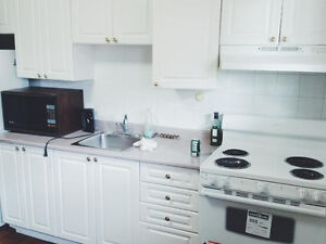 ALL INCLUSIVE sublet!