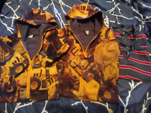 3T and 4T Digger Jackets