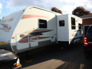FOR SALE 2008 26FT. SUNSET TRAIL BY CROSSROADS London Ontario image 2