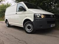 2010 Volkswagen Transporter 2.0TDi (84PS) SWB T30, FSH, 1 Owner, Only 91k VW T5