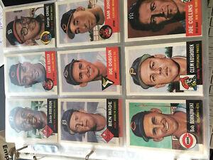 "1991 Topps Archives ""The Ultimate 1953"" baseball card set"