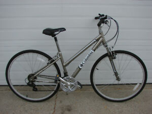 "Ladies' Columbia ""Strata"" Hybrid Commuter Bike"
