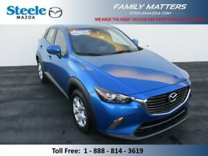 2016 MAZDA CX-3 GS (INCLUDES A NO CHARGE WARRANTY)