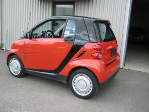 2009 Smart Fortwo PASSION+TOIT PANORAMIQUE Bicorps