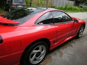1991 Dodge Stealth Twin Turbo Coupe (2 door)