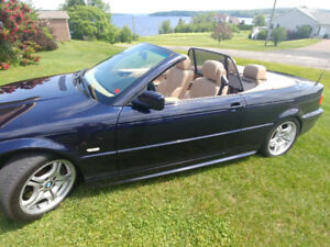 ** REDUCED** 2002 BMW 330ci Cabriolet soft top convertible