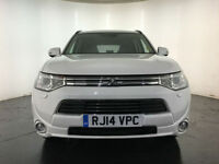 2014 MITSUBISHI OUTLANDER GX 4HS PHEV AUTO 1 OWNER SERVICE HISTORY FINANCE PX