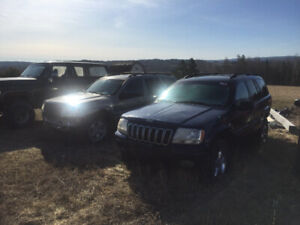 Jeep Grand Cherokee project