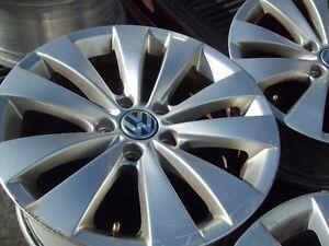 """17"""" VW Passat Rims"""