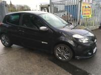 Renault Clio 1.5dCi ( 106bhp ) 2009 GT DIESEL £30 TAX, 68 MPG,APRIL 2019 MOT