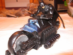 Batman on bike  250 50X model    Very good condition Campbell River Comox Valley Area image 4