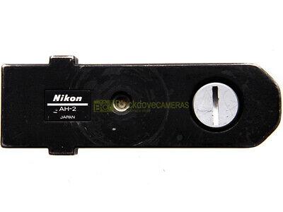 Nikon AH-2 adapter per treppiedi originale. Adattatore cavalletto x fotocamere.