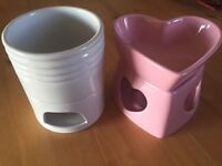 Free tea light/ oil burners - Collect from Langbank