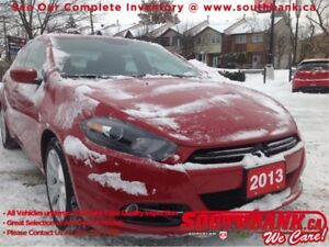 2013 Dodge Dart SXTLow Mileage, Power group
