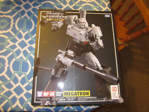 Transformers Takara Masterpiece Megatron MISB MP36