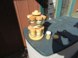 SMALL SPICE RACK - REDUCED!!!