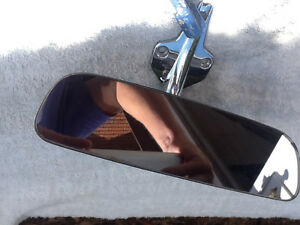1965-66 Chev Corvair rear view mirror and Chrome mounting bracke Kitchener / Waterloo Kitchener Area image 2