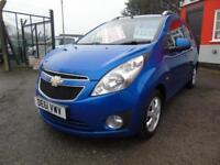 2011 Chevrolet Spark 1.2i LS 5dr 2 keys, Low mileage, 12 month mot, low rate ...