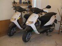 Pair of Derbi Bullets