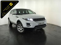 2012 62 RANGE ROVER EVOQUE PURE SD4 DIESEL 1 OWNER SERVICE HISTORY FINANCE PX