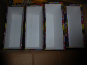 4 like NEW school paper organizers, NEW exersice books Kitchener / Waterloo Kitchener Area image 1