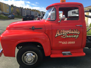 1956 Ford Truck Tilt and Load