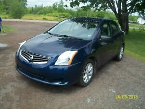 2012 Nissan Sentra 4cyl , Auto   [[  SOLD  ]]