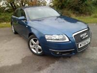 AUDI A6 2.0 TDI SE Saloon With Full SERVICE HISTORY , Blue, Manual, Diesel, 2006