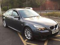 BMW 520D M SPORT 2.0 DIESEL AUTOMATIC,HPI CLEAR,MULTIMEDIA SCREEN