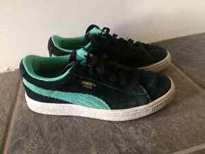 Puma Youth Suede Sneakers